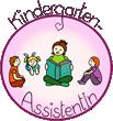 Kindergartenassistentin Logo
